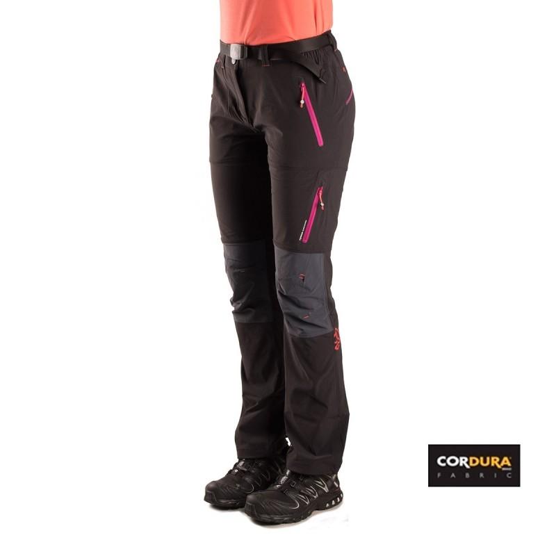nuevas imágenes de nuevo concepto imágenes oficiales Ternua Pantalón Trekking Pirna Pant A Mujer