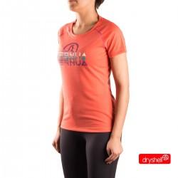Ternua Camiseta Emeny B Coral Mujer