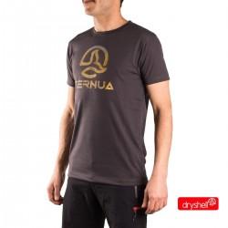 Ternua Camiseta Alifany C Antracita Hombre