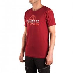 Ternua Camiseta Daxe B Rojo Hombre
