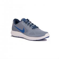 Nike Revolution 3 Cool Blue Hyper Cobalt Azul Hombre