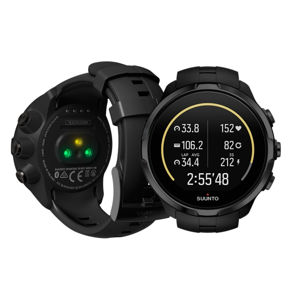 Suunto Reloj Spartan Sport Wrist HR All Black