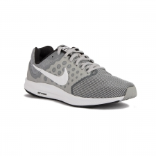 Nike Zapatillas Downshifter 7 Wolf Grey White Black Gris Hombre