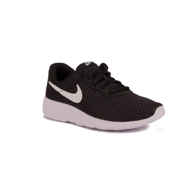 size 40 0b3b5 8645f Nike Tanjun PS Black White Negro Niño