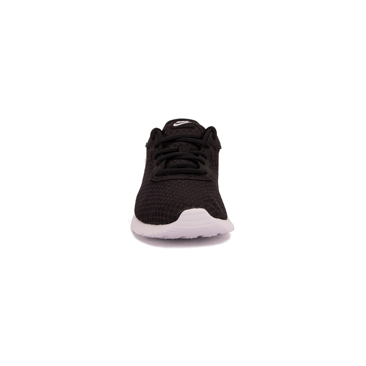 Nike Tanjun PS Black White Negro Niño