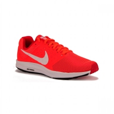 Nike Zapatillas Downshifter 7 Hyper Orange White-Track Red Naranja Hombre