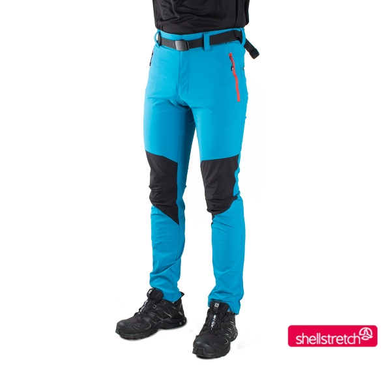 8b92698d1b Ternua Pantalón Sinnic B Azul Claro Hombre