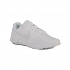 Nike Wmns Downshifter 7 Blanco White Pure Platinum Mujer
