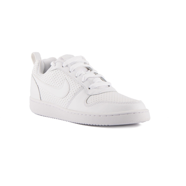 41f3e1a9764 Nike Wmns Court Borough Low White Blanco Mujer