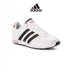 Adidas Neo V Racer White Black Blanco Hombre