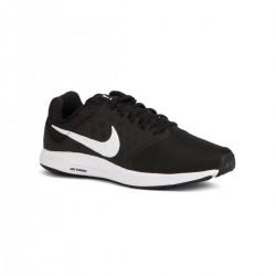Nike Zapatillas Downshifter 7 Black White Negro Blanco Hombre