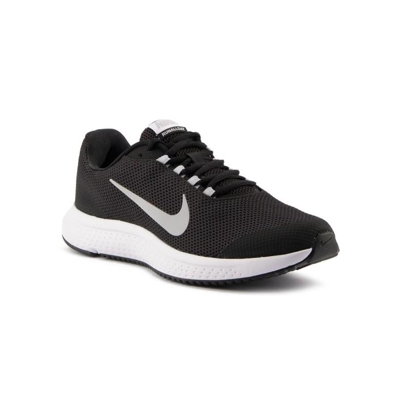 Nike Zapatillas Runallday Black Grey White Negro Blanco Hombre 6cf0d22dd
