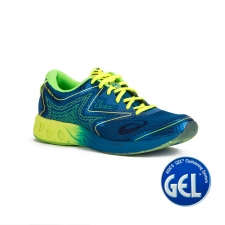 Asics Noosa FF Imperial Safety Yellow Green Grecko Azul Amarillo Hombre