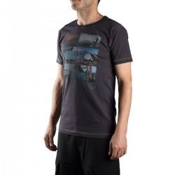 Ternua Camiseta Elber C Azul Hombre