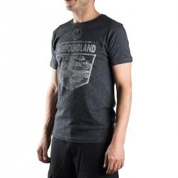 Ternua Camiseta Hunta D Negro Hombre