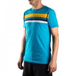 Ternua Camiseta Smills B Azul Hombre