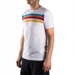 Ternua Camiseta Smills A Blanco Hombre