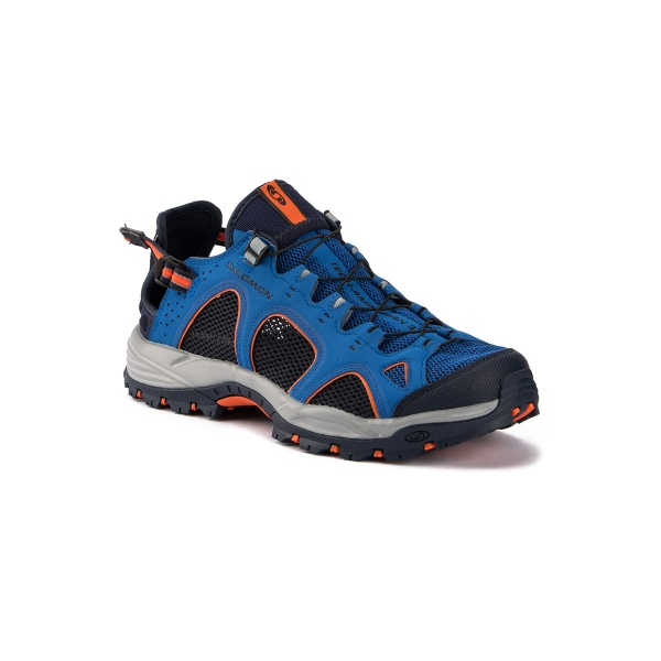 Salomon Sandalia Trekking Techamphibian 3 Nautical Blue Navy Hombre