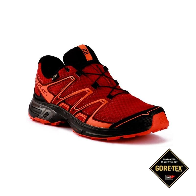 Zapatillas y zapatos Salomon Wings Flyte 2 Goretex xyeOP