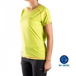 Trangoworld Camiseta Imma 640 Pistacho Mujer