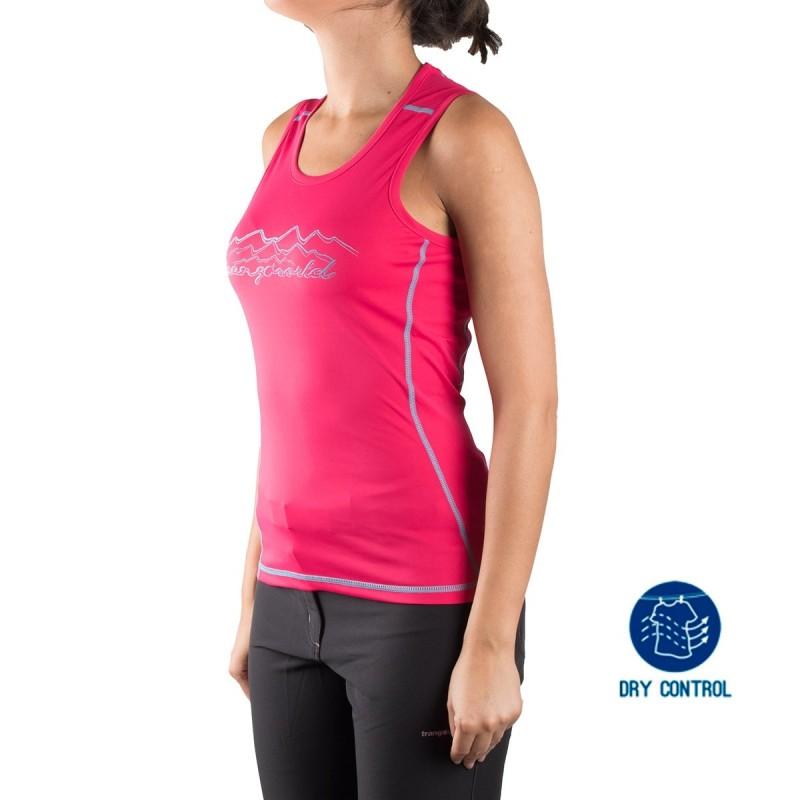 8a443e5d8f2c0 Trangoworld Camiseta tirantes Neisse 4H0 Rosa Mujer