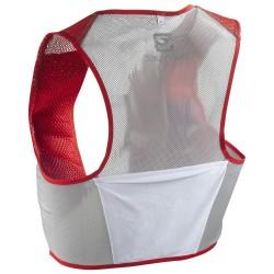 Salomon Mochila SLAB Sense 2 SET White Blanco Rojo