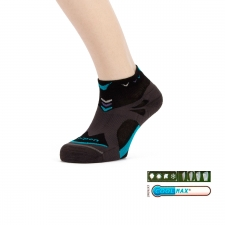 Lorpen Calcetín T3 Trail Running Light Black Mujer