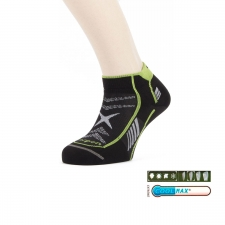 Lorpen Calcetín T3 Ultratrail Running Padded Black