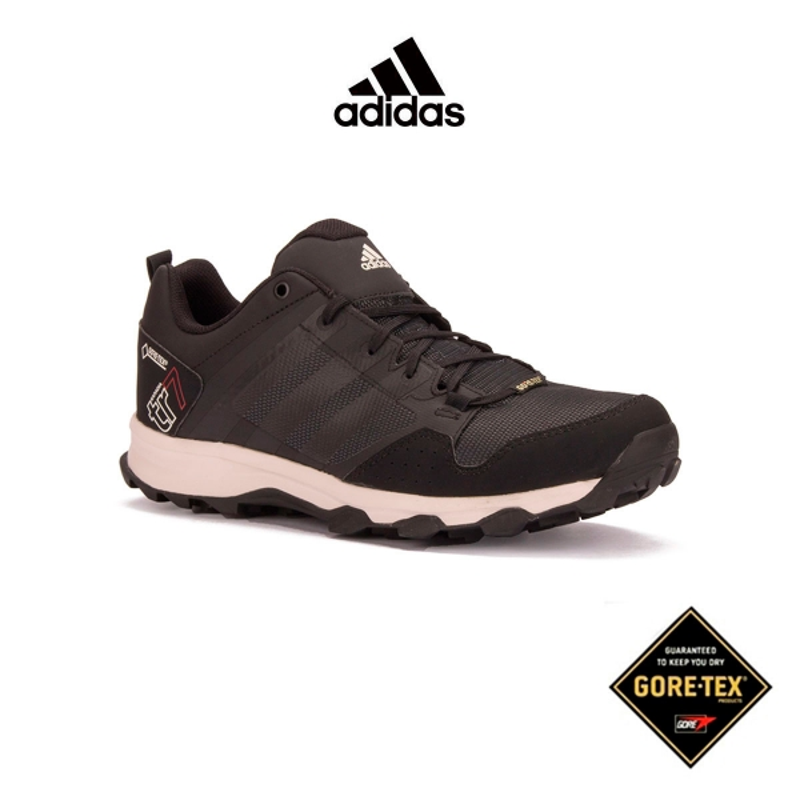 Adidas Kanadia 7 TR GTX Dkgrey/Cblack/Cwhite Hombre
