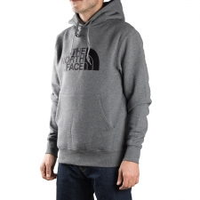 The North Face Sudadera Drew Peak Grey Heather Gris Hombre