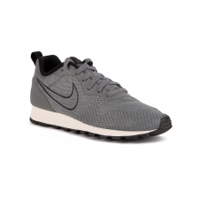 Nike MD Runner 2 Eng Cool Grey Black Sail Gris Negro Hombre
