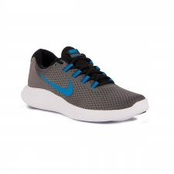 Nike Lunarconverge Dark Grey Italy Blue Gris Azul Hombre