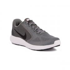 Nike Revolution 3 Cool Grey Black White Gris Negro Hombre
