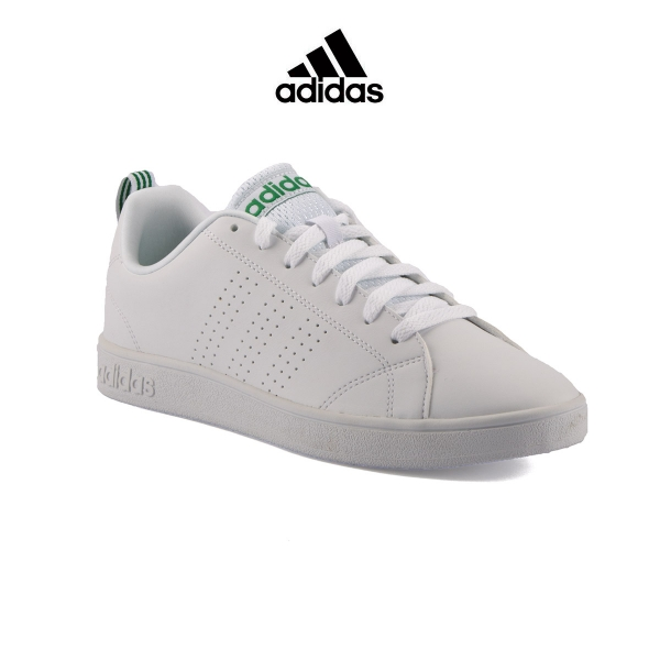 low priced 3aac7 62b1c REBAJASHombre ADIDAS Neo Advantage Clean VS White Green Verde Hombre