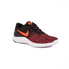 Nike Zapatillas Flex Contact Black Total Crimson Gym Red Negro Rojo Hombre