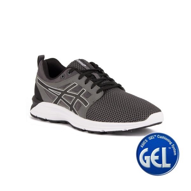 Comprar Asics Gel Torrance Carbon Black White Gris Negro Hombre en ... 75c83579f8309