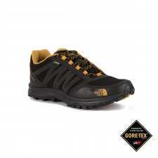 The North Face Litewave Fastpack GTX Black Arrowwood Yellow Goretex Hombre