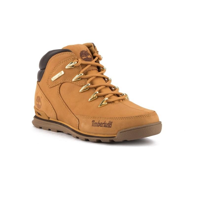 0d45b2ff472 Timberland Bota Euro Rock Hiker Wheat Amarilla Hombre