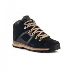 Timberland Botas Ekscramble Mid Leather Navy Azul Marino Hombre