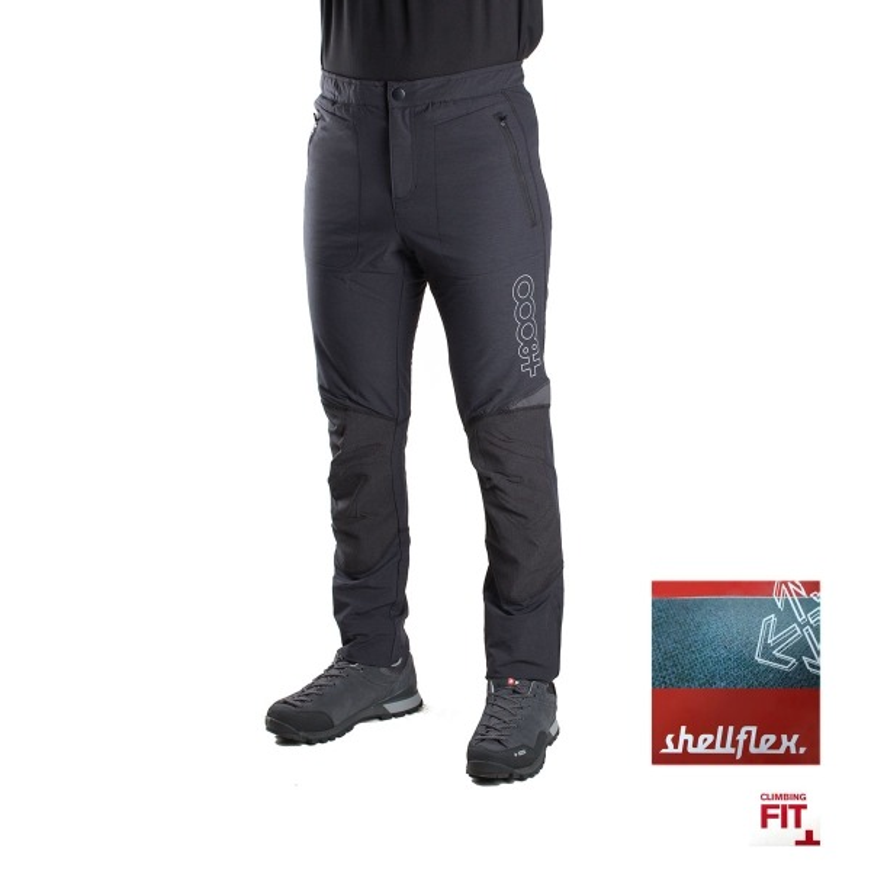+8000 Pantalón Tandym 17I Negro Hombre