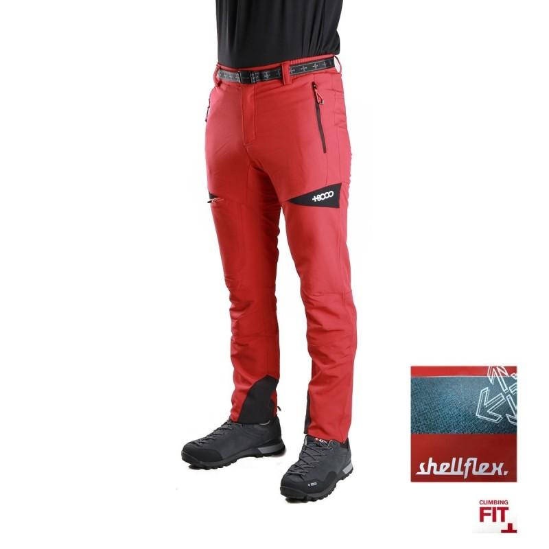 +8000 Pantalón Nordmore 17I Ketchup Rojo Hombre