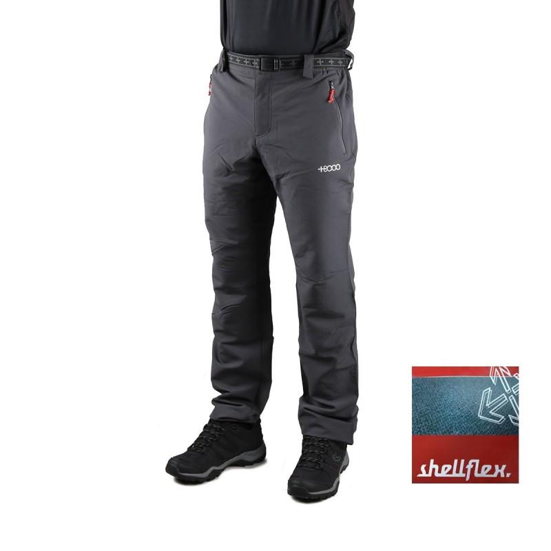 +8000 Pantalón Monegros 17I Antracita Hombre