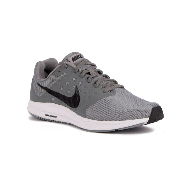 Nike Zapatillas Downshifter 7 Stealth Black Cool Grey White Hombre
