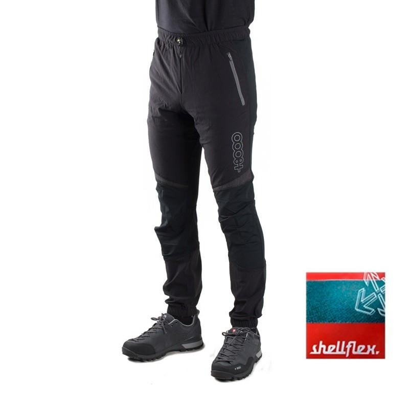 +8000 Pantalón Tirol 17I Negro Hombre