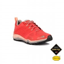 The North Face Ultra Fastpack II Goretex GTX Cayene Red Tropical Peach Mujer