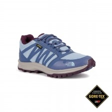 The North Face Litewave Fastpack GTX Añil Morado Goretex Mujer