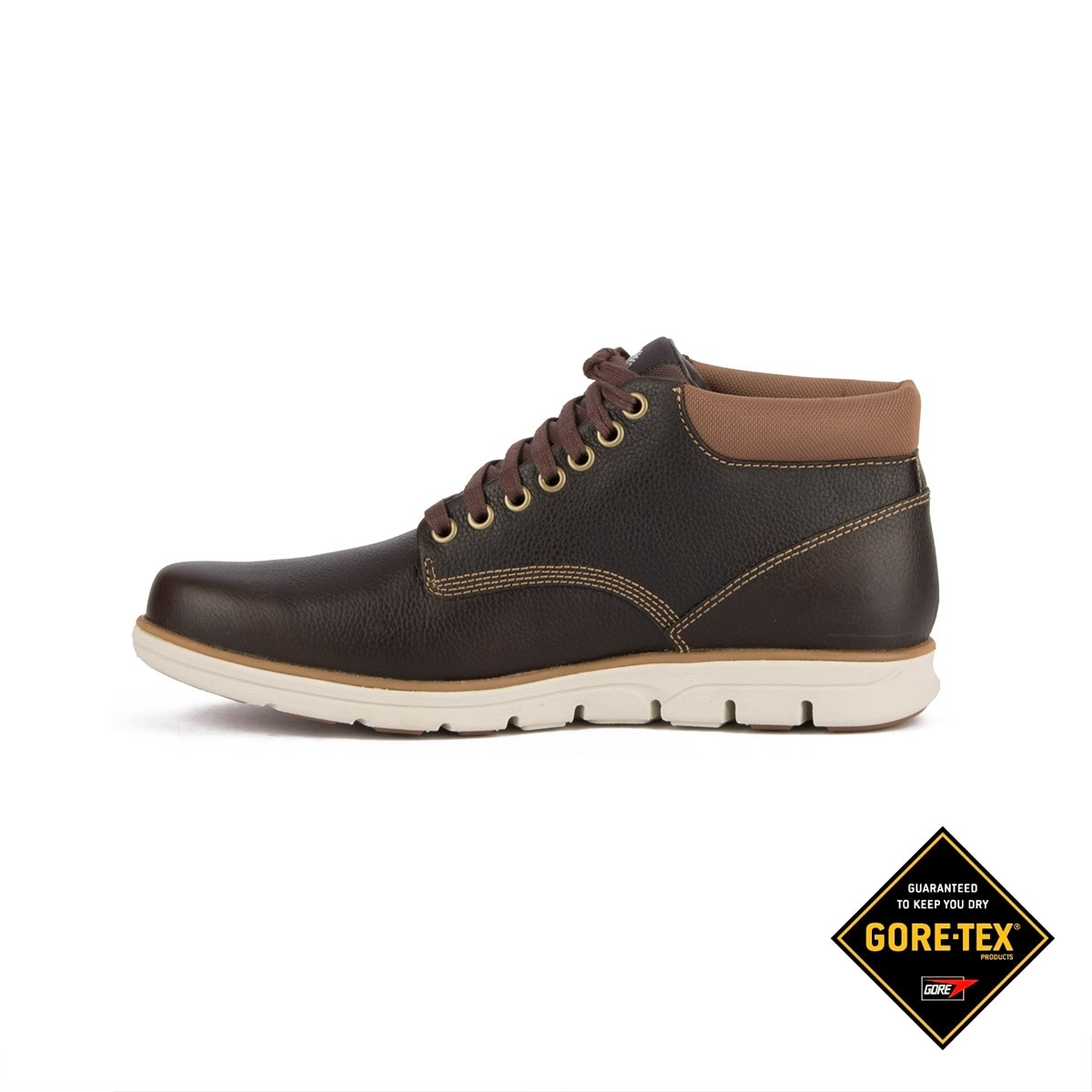 Timberland Bota Bradstreet Chukka Leather GTX Turkish Coffe Marrón Hombre