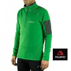 Trangoworld Pullover Elon Verde Hombre