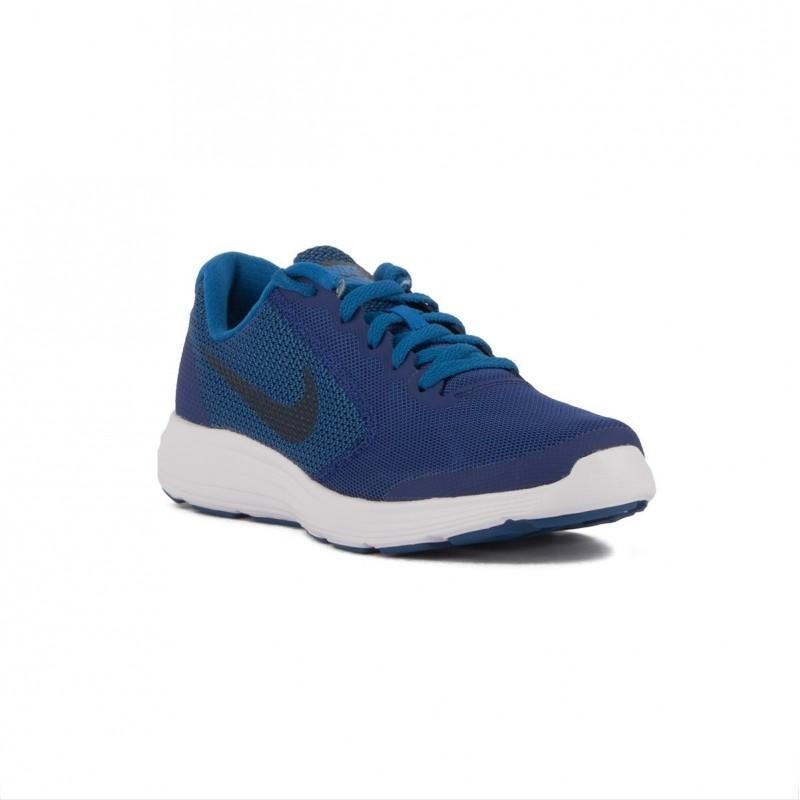 Zapatillas Nike Revolution 3 Deep royal nº42,5
