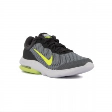 Nike Air Max Advantage GS Gris Amarillo Fluor Cool Grey Volt Niño